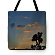 The Gift Of A New Day Tote Bag