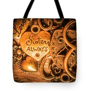 The Gift Of A Sister Tote Bag