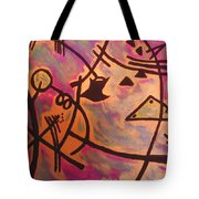 The Ghilotine Tote Bag