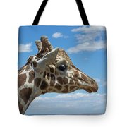 The Giraffe Tote Bag