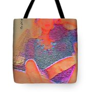 The Girl With A Dream Tote Bag
