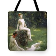 The Glade Tote Bag