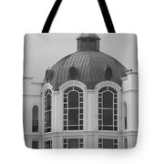 The Glass And Brass Tower Tote Bag