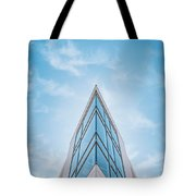 The Glass Tower On Downer Avenue Tote Bag