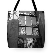 The Glass Window Tote Bag