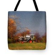 The Gleaner In Repose Tote Bag