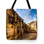 The Glorious Ruins Tote Bag