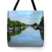 The Gloucester And Sharpness Canal Tote Bag