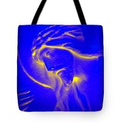 The Glow Of Christ Tote Bag by Mike McGlothlen