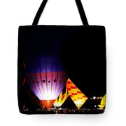 The Glowing Tote Bag
