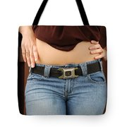 The Gm Belt Tote Bag