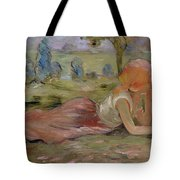 The Goatherd Tote Bag