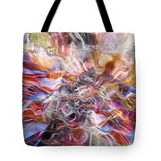 The God Of All Comfort Tote Bag