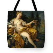 The Goddess Diana Tote Bag