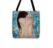 The Goddess Tote Bag