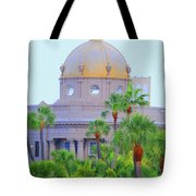 The Gold Dome Tote Bag