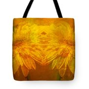 The Gold Mirror Tote Bag