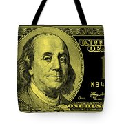The Gold Standard Tote Bag