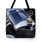 The Gold Star Tote Bag