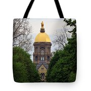 The Golden Dome Tote Bag