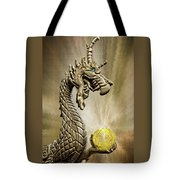 The Golden Dragon Tote Bag