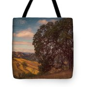 The Golden State Tote Bag