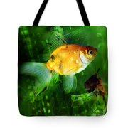 The Goldfish Tote Bag