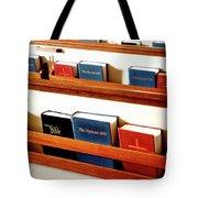 The Good Books Tote Bag
