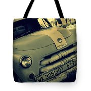 The Good Old Days On Route66 Tote Bag