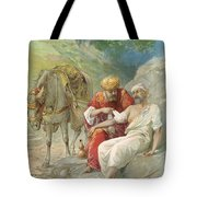 The Good Samaritan Tote Bag by Ambrose Dudley