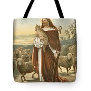 The Good Shepherd Tote Bag by John Lawson
