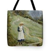 The Goose-girl  Tote Bag