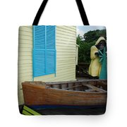 The Gordons Fisherman House Tote Bag