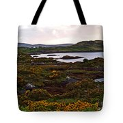 The Gorse It Was Abloomin Tote Bag