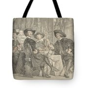 The Governors Of The Longbow Archers Tote Bag