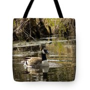 The Graceful Goose Tote Bag