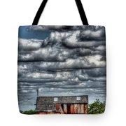 The Grain Barn Tote Bag