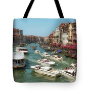 The Grand Canal Venice Tote Bag