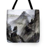 The Grand Canyon Drawing            Tote Bag