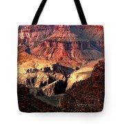 The Grand Canyon I Tote Bag