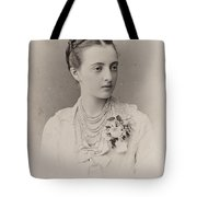 The Grand Duchess Anastasia Tote Bag