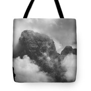 The Grand From Paintbrush Divide Tote Bag
