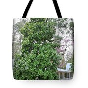 The Grand Magnolia Tote Bag