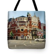 The Grand Opera House On Great Victoria Street, Belfast Tote Bag