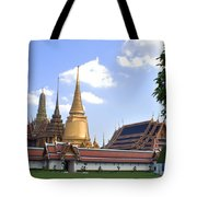 The Grand Palace Tote Bag