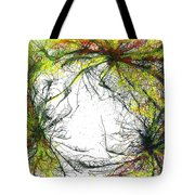 The Grand Symphony Of The Universe #635 Tote Bag