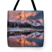 The Grand Teton Tote Bag