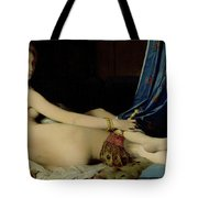 The Grande Odalisque Tote Bag by Ingres