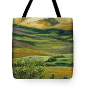 The Grapevine Tote Bag