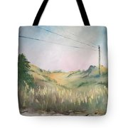 The Grass Tote Bag